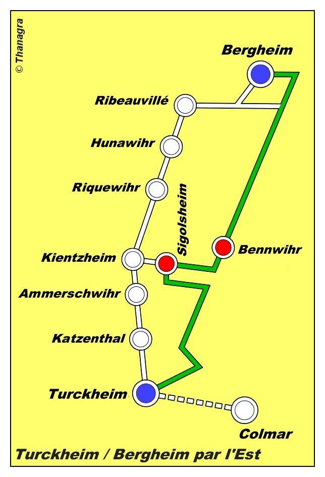 Bergheim cote est