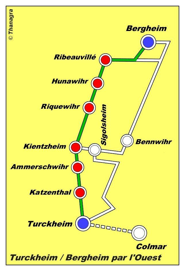 Bergheim cote ouest