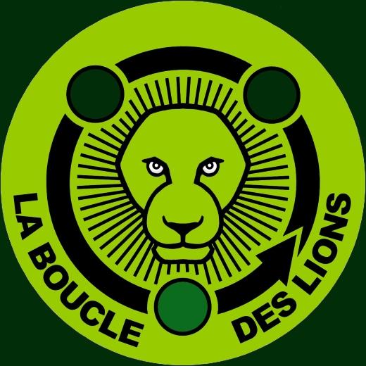 Boucle des lions final vert