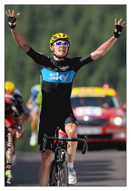 Froome 2012
